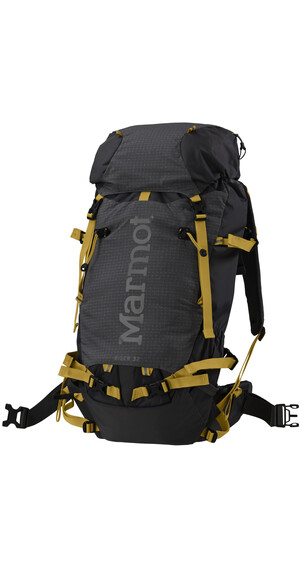 Marmot Eiger 32 Backpack Black/Green Wheat